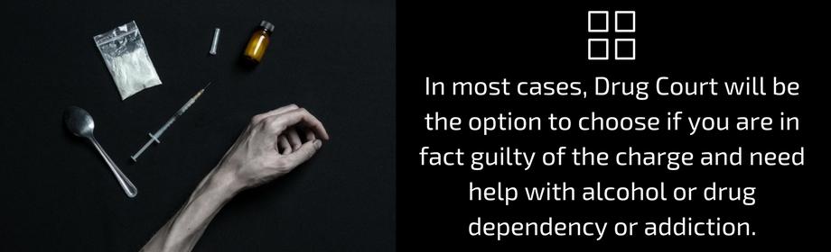 drug addiction and crime